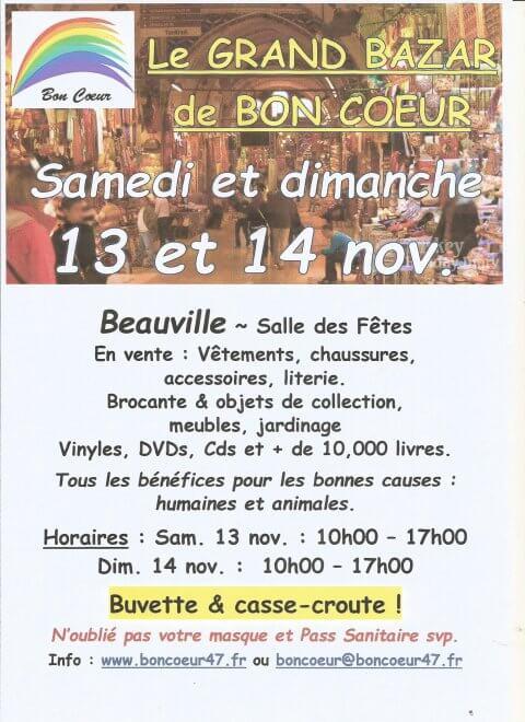 Bazaar flyer Fr 2021 ver 1